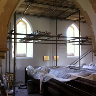 - Specialist serices, Churches and listed building restorations (2)
