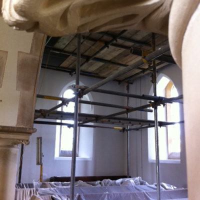 - Specialist serices, Churches and listed building restorations (3)