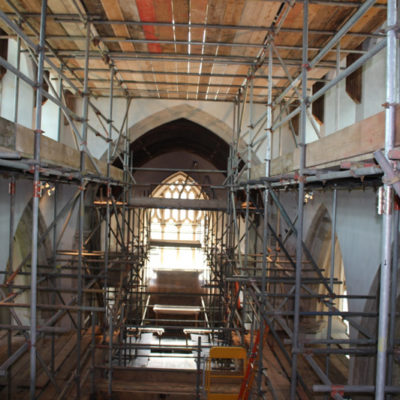 - Specialist serices, Churches and listed building restorations (5)