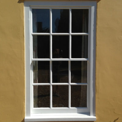 Specialist services, Window repairs